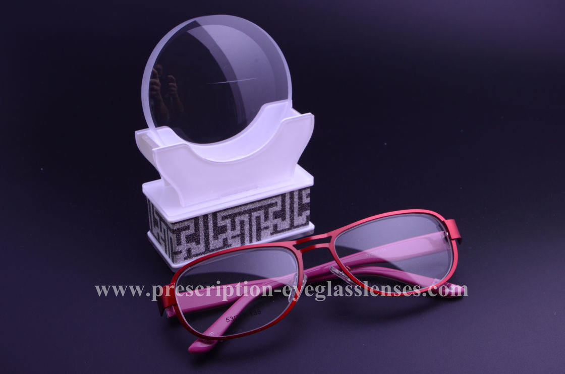 UC Coating Flat Top Bifocal Lenses 1.499 Index Over 97% Transmission